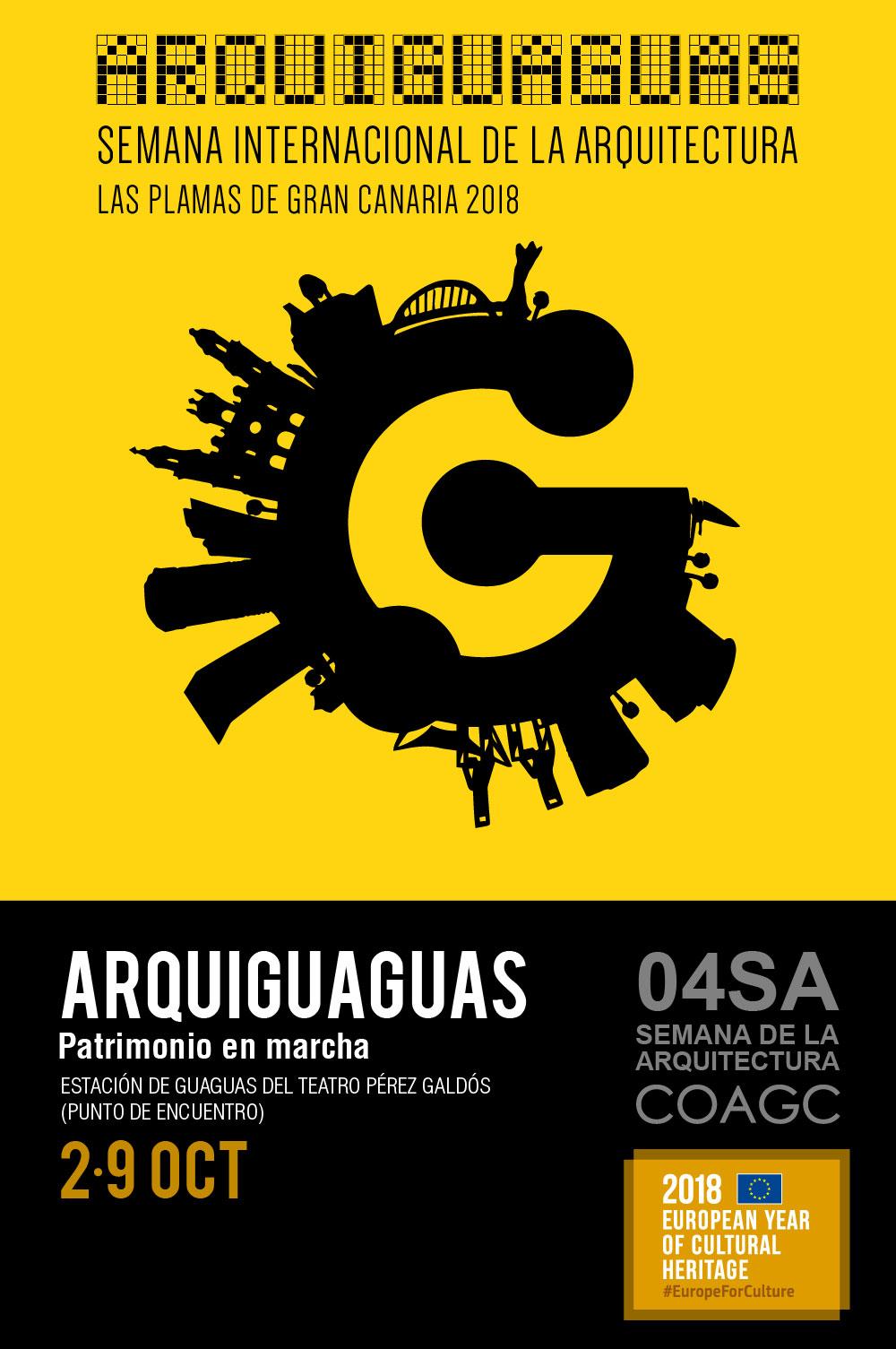 Arquiguaguas. Patrimonio en marcha