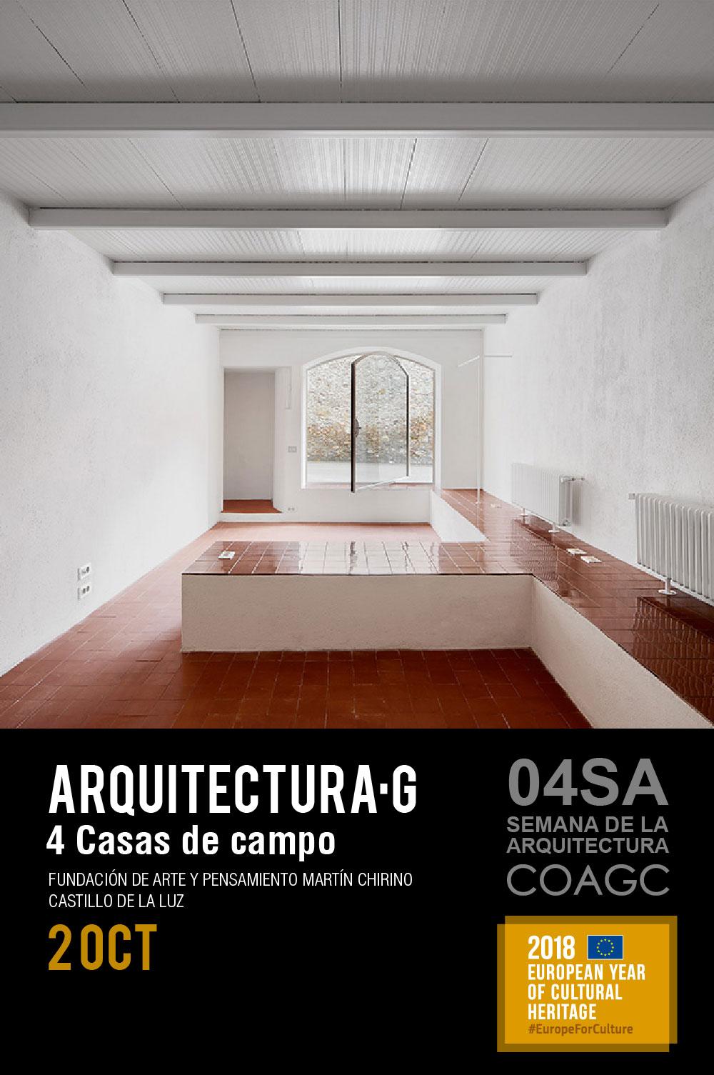 Conferencia de Arquitectura-G